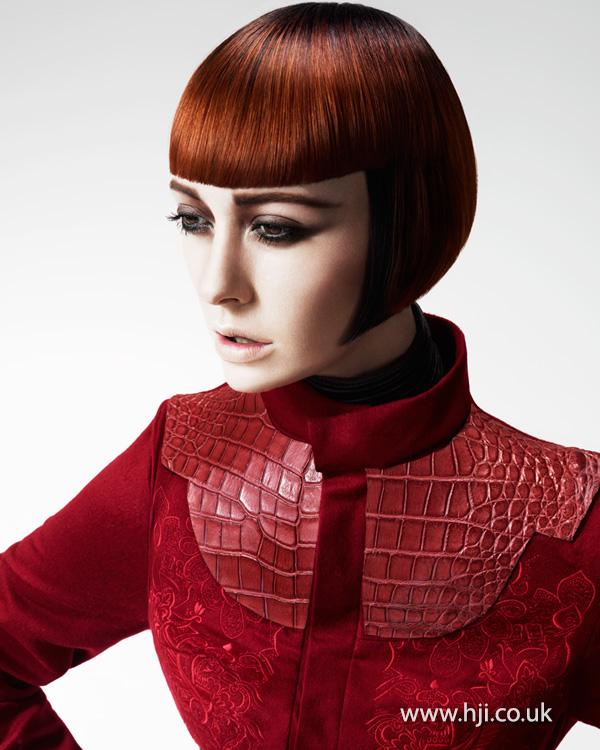 2014 womens futuristic bob