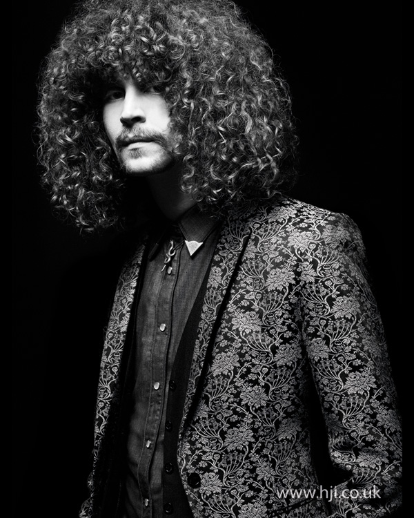 2013 mens textured afro