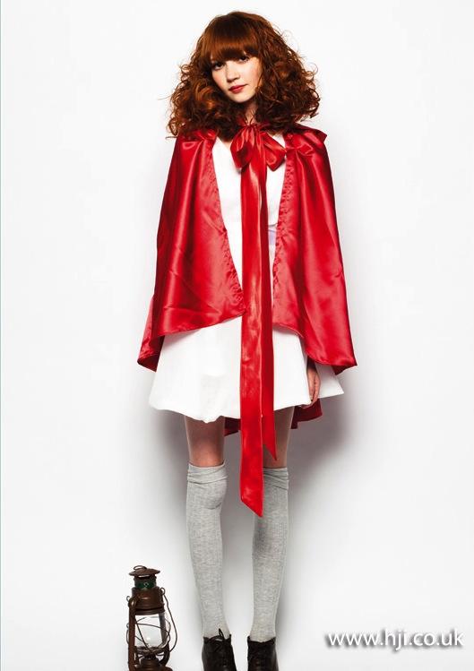2013 red curls