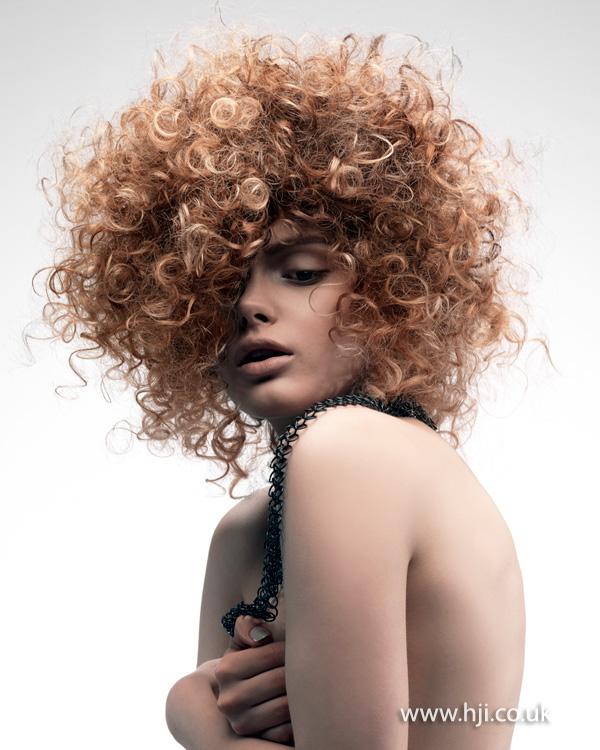 2013 tight textured curls
