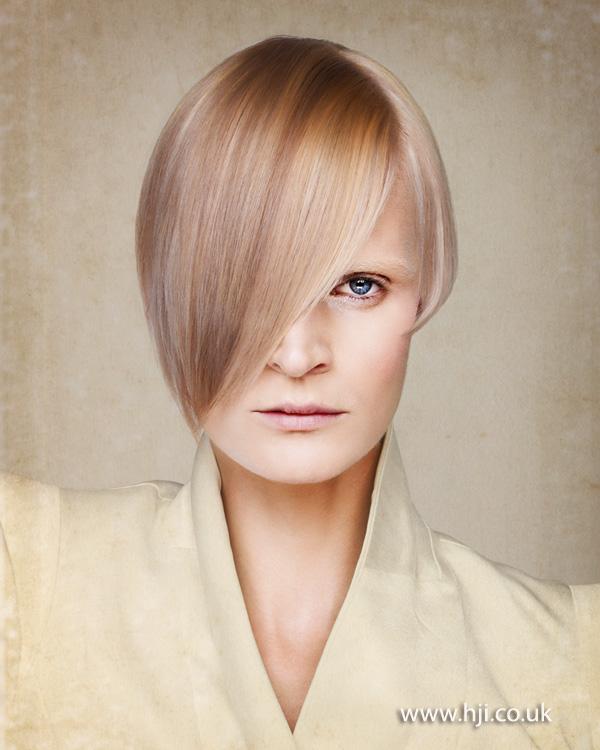 2013 tonal blonde bob