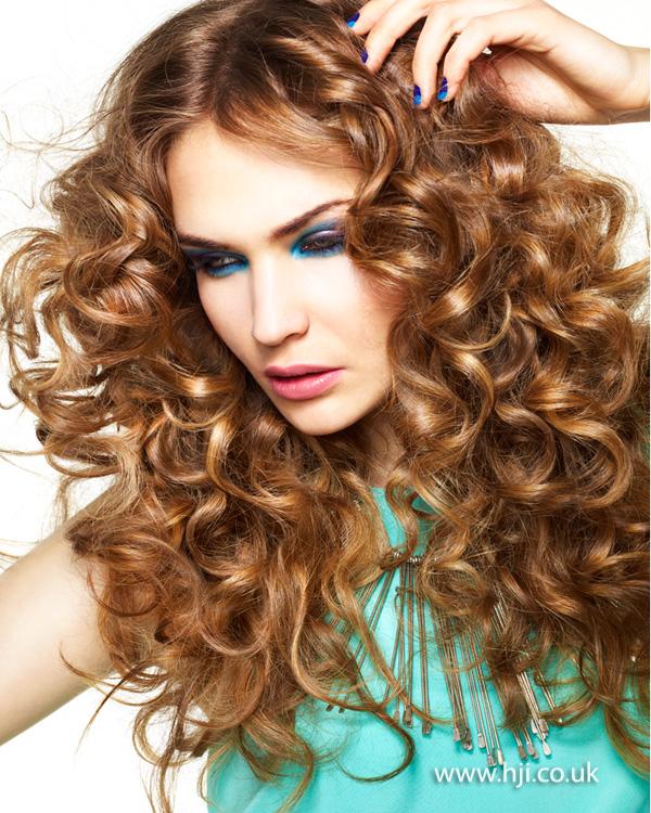 2013 golden curls