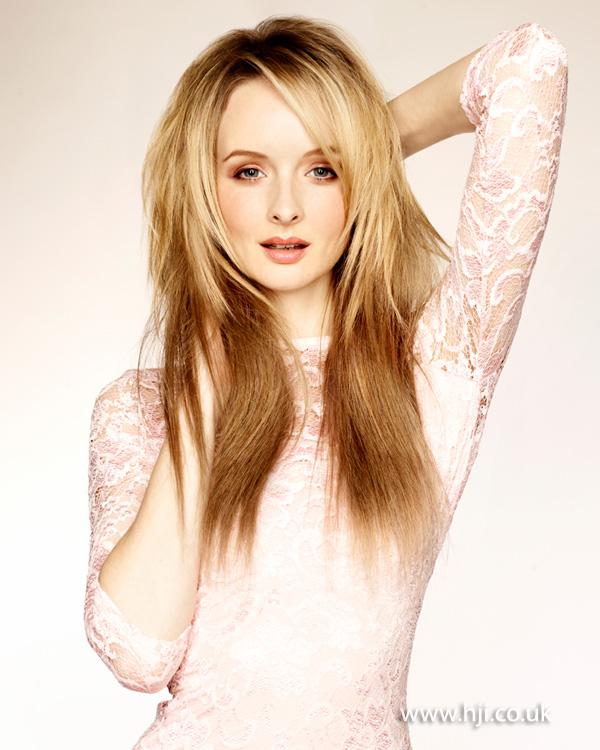 2013 textured blonde