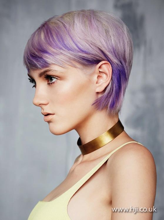 2013 white short purple flashes