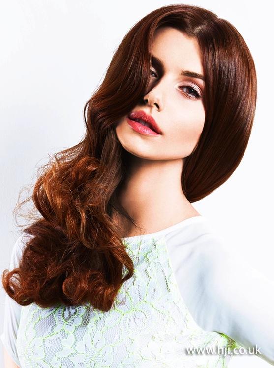 2014 brunette smooth volume waves