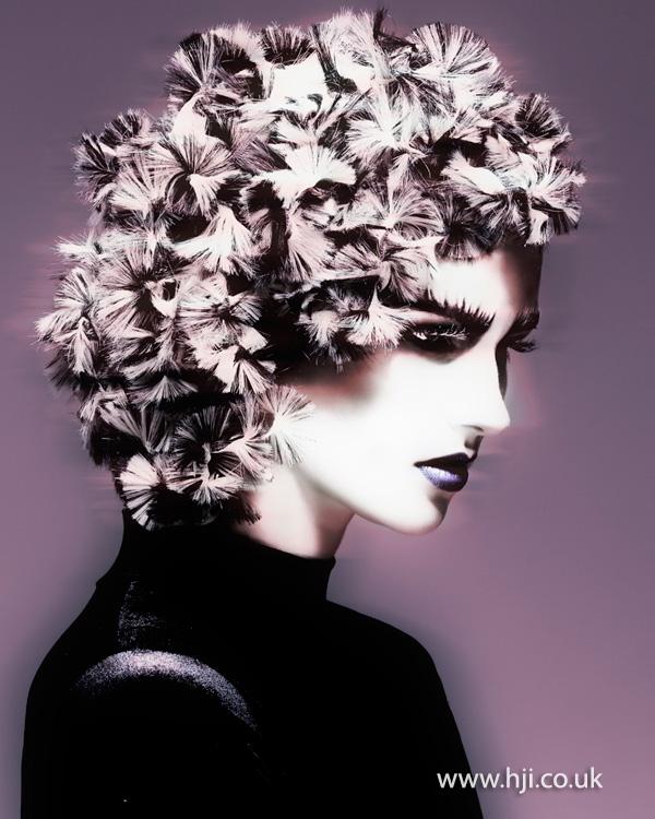 2014 textured avant garde twists