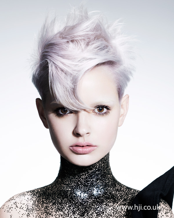 2015 lilac pixie crop with fringe