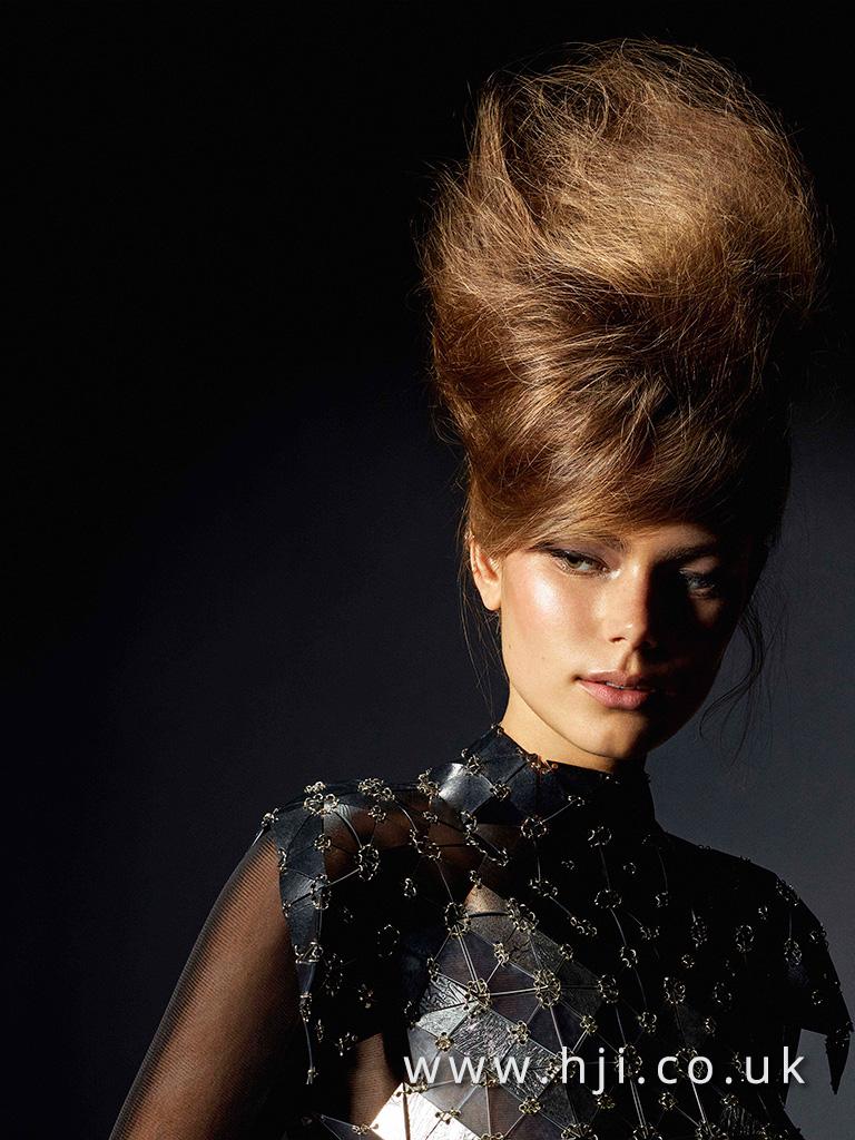 2016 BHA Northern Ireland Hairstyle Sharon Dow 01