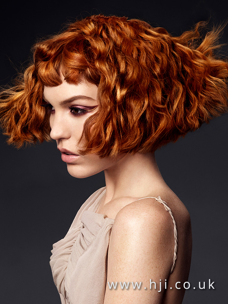 2016 BHA Northern Ireland Hairstyle Sharon Malcolm 07