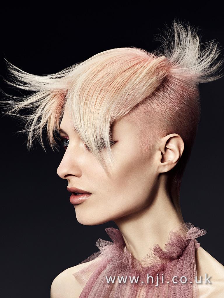 2016 BHA Northern Ireland Hairstyle Sharon Malcolm 08