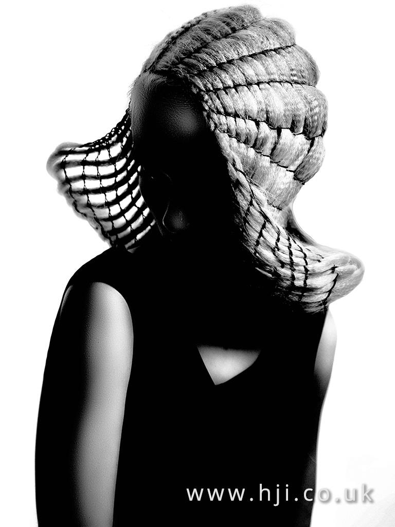 2016 BHA Avant Garde Hairstyle Anne Veck 08