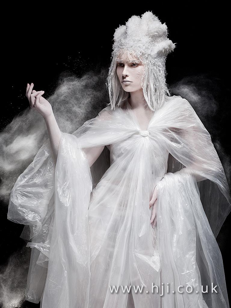 2016 BHA Avant Garde Hairstyle Erika Selvaggio 01