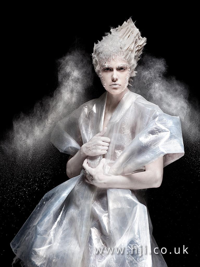 2016 BHA Avant Garde Hairstyle Erika Selvaggio 02