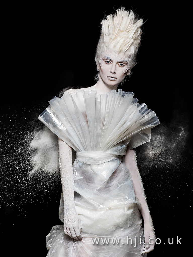 2016 BHA Avant Garde Hairstyle Erika Selvaggio 05