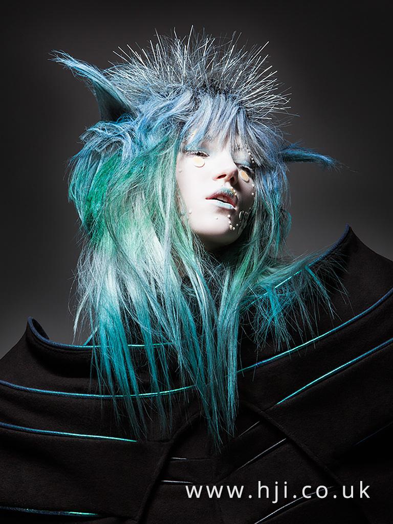 2016 BHA Avant Garde Hairstyle Suhyun Kang 03