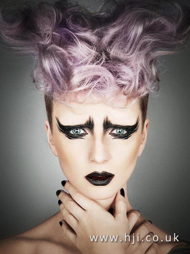 2016 BHA Colour Technician Hairstyle Ashley Gamble Stephanie Gamble 03