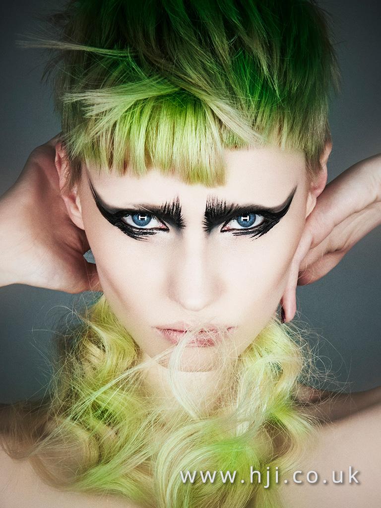 2016 BHA Colour Technician Hairstyle Ashley Gamble Stephanie Gamble 04
