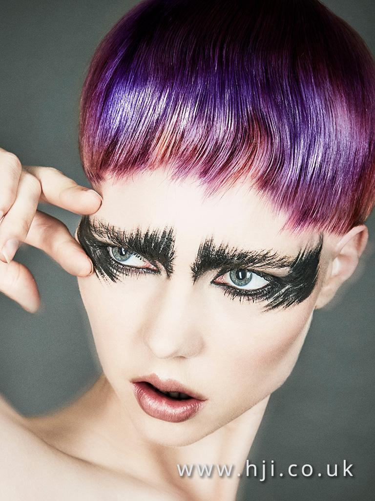 2016 BHA Colour Technician Hairstyle Ashley Gamble Stephanie Gamble 08