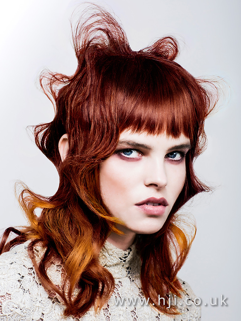 2016 BHA Colour Technician Hairstyle Georgie Mathers 08