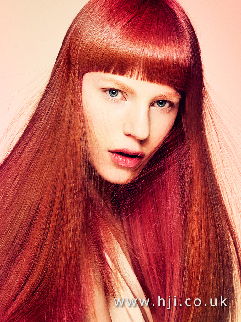 2016 BHA Colour Technician Hairstyle Robert Eaton 03