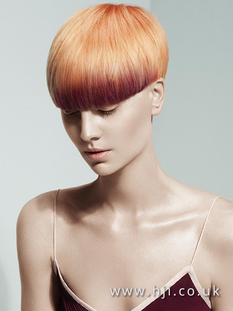 2016 BHA Colour Technician Hairstyle Sharon Peake Adam Bryant 02