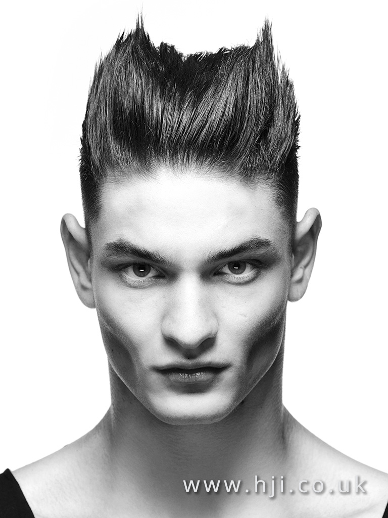 2016 BHA Mens Hairstyle David Siero 01