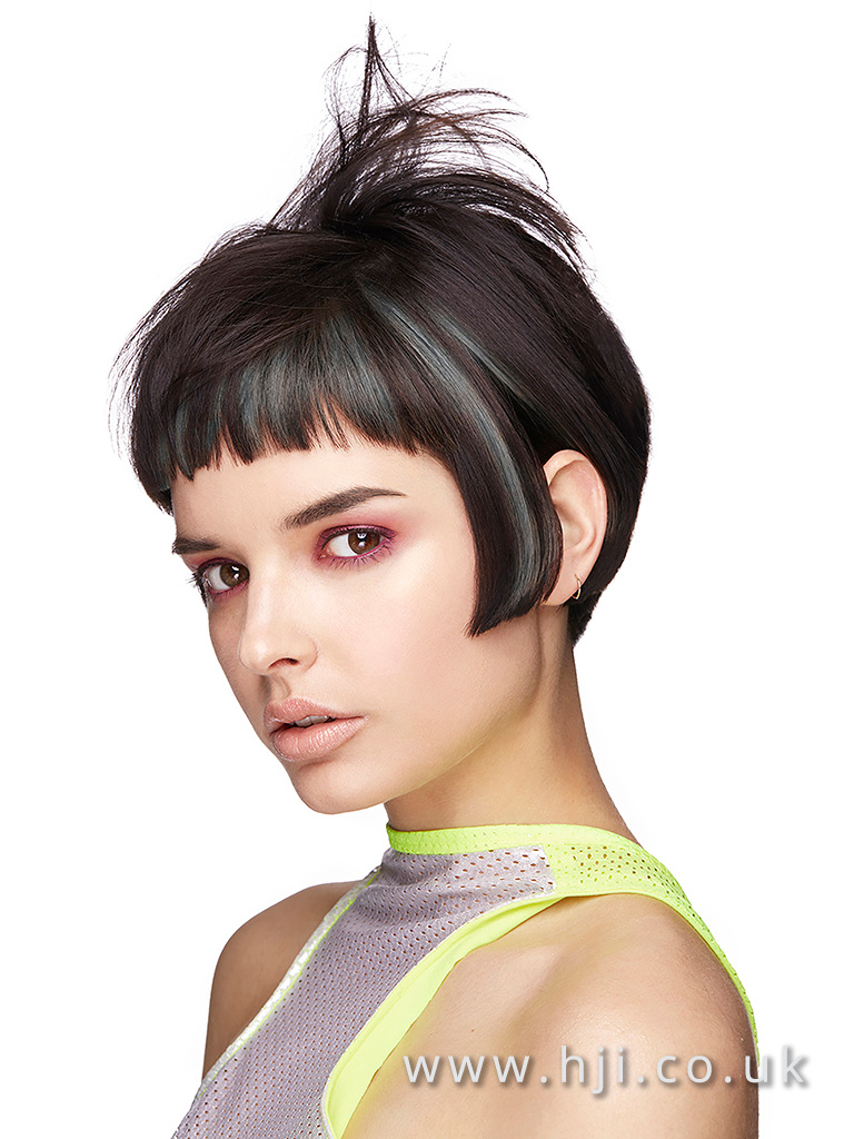 2016 BHA Newcomer Hairstyle Melissa Temperly 05