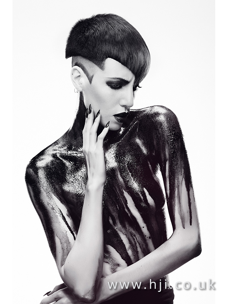 2016 BHA Newcomer Hairstyle William Lamb 05
