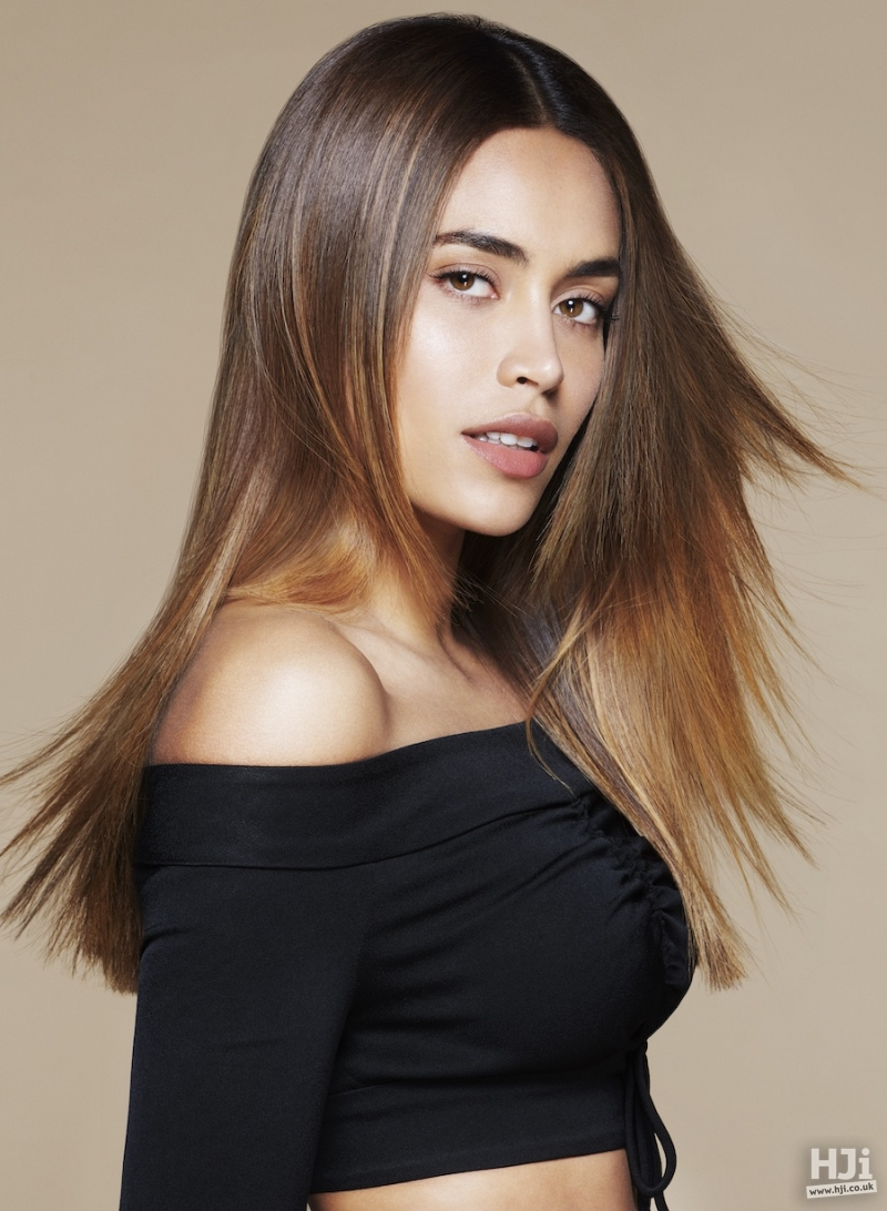Alice Miyuki see some of our latest hairstyles for brunette hair.