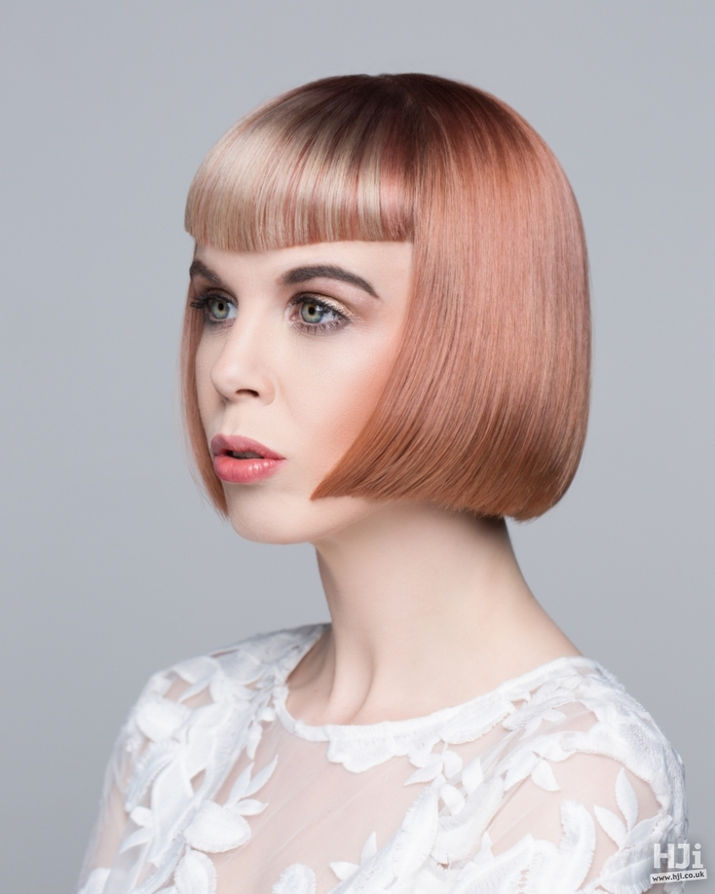 Mid-Length Commercial Light Pink