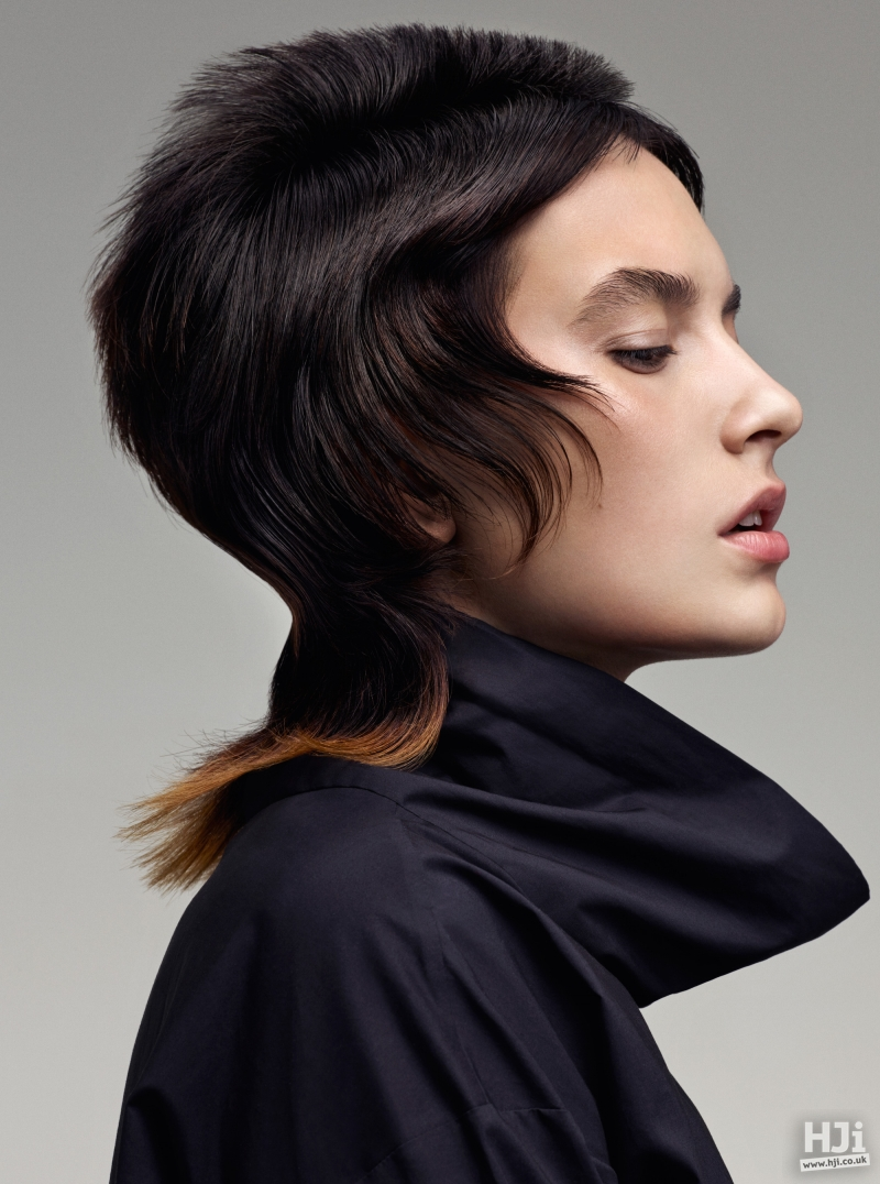 Eclection - Multi layered Mullet