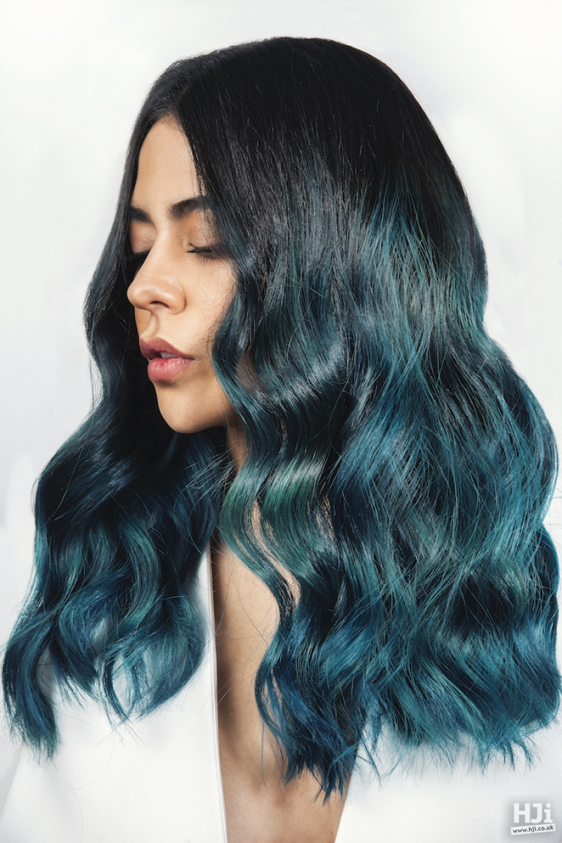 See Some Of Our Latest Hairstyles For Light Blue Hair