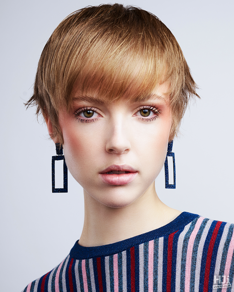 Layered Bowl Cut