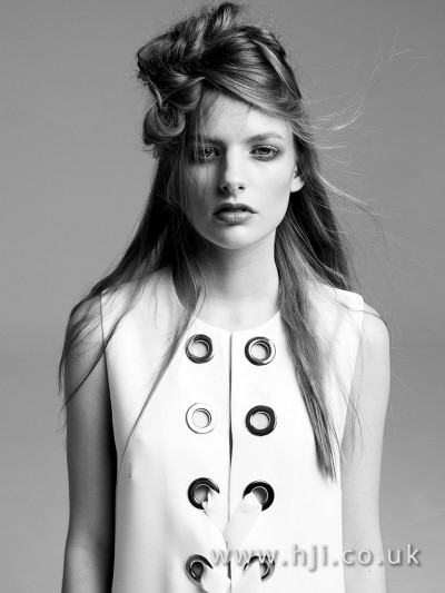 Alastair Jubbs – Eastern Hairdresser of the Year 2017 Finalist Collection