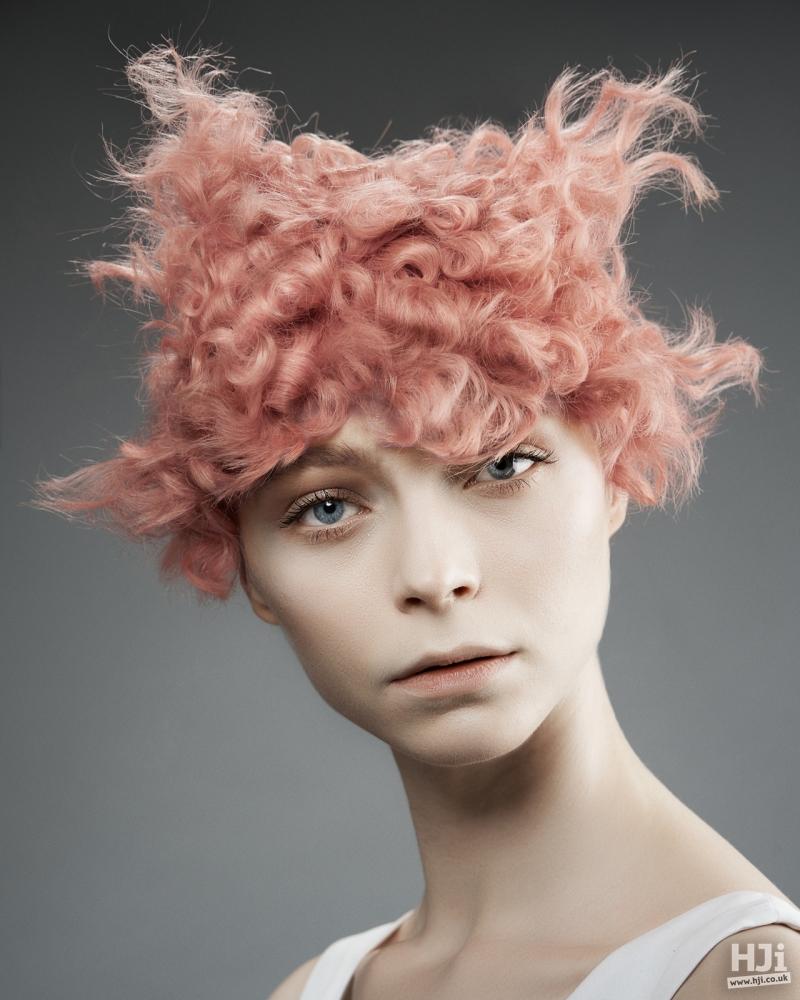 Playful pink
