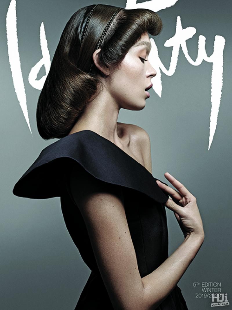 Identity by Cos Sakkas - Brunette look