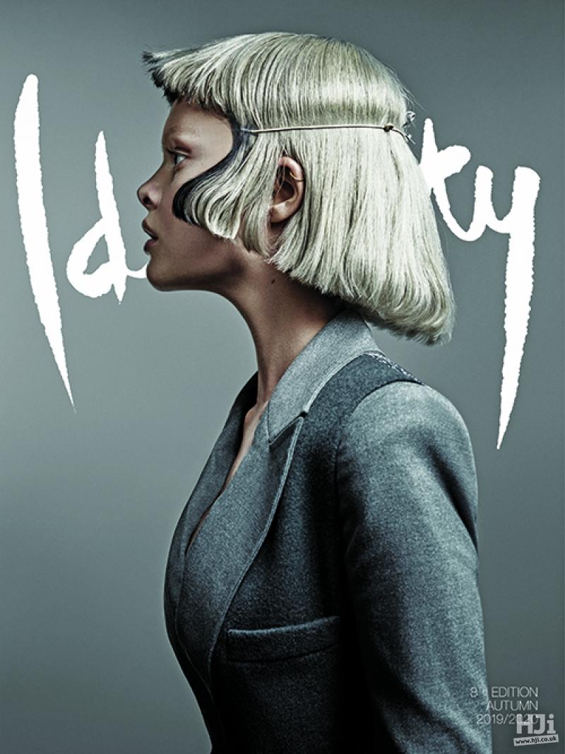 Identity by Cos Sakkas - Grey blonde look