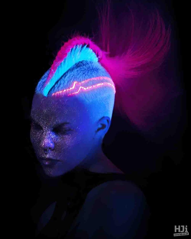 Luminous mohawk