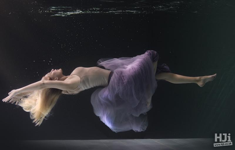 Heidi Nel - Underwater Shoot