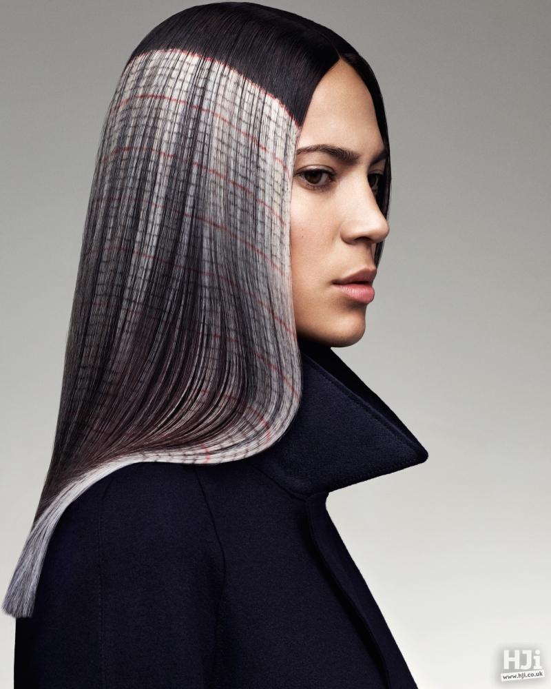 Eclection - Linear colour