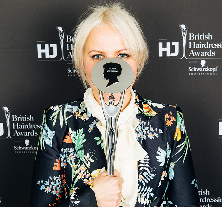 British Hairdressing Awards Hall of Fame