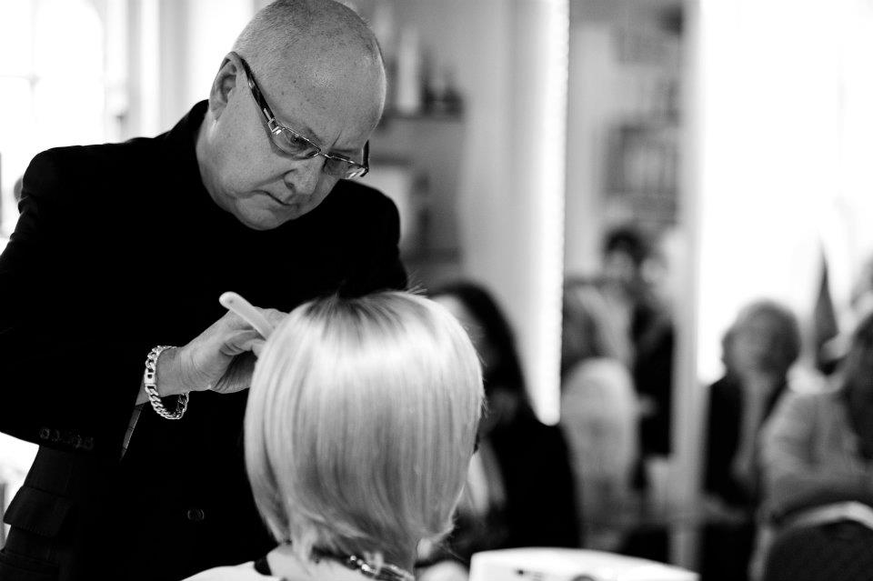 Trevor Sorbie's Advice for Working with Hair Loss Clients
