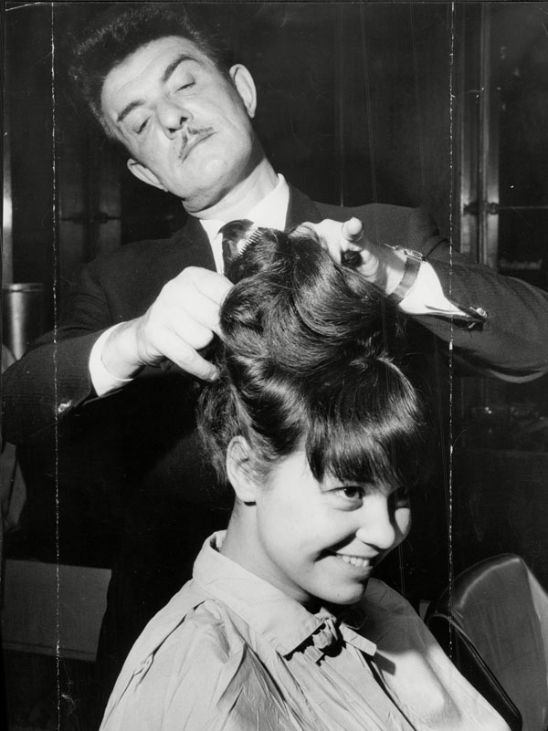 Hairdressing Icons Raymond Bessone Hji