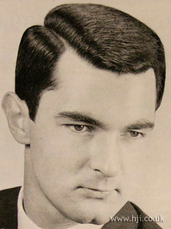 men hair cut styles 1963 sculpture hairstyle hji 1960 | 1963 men sculpture