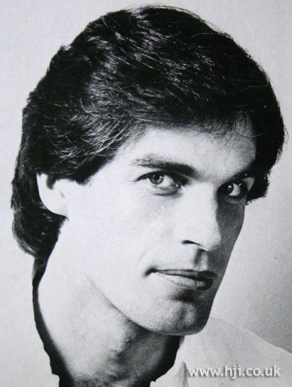 1979 Men Dry Hairstyle Hji