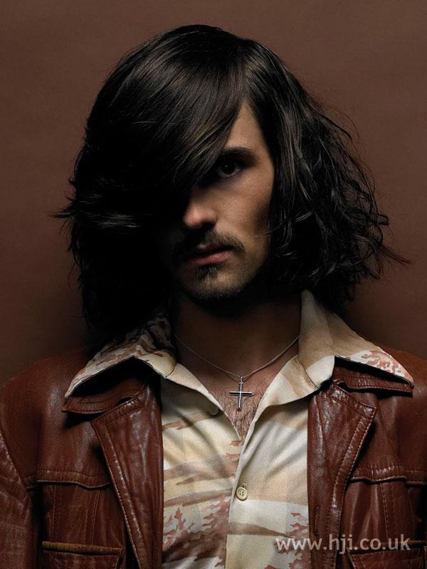 2006 men brunette hairstyle
