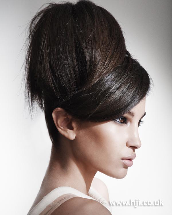 Janer Stewart BHA Scottish5 hairstyle