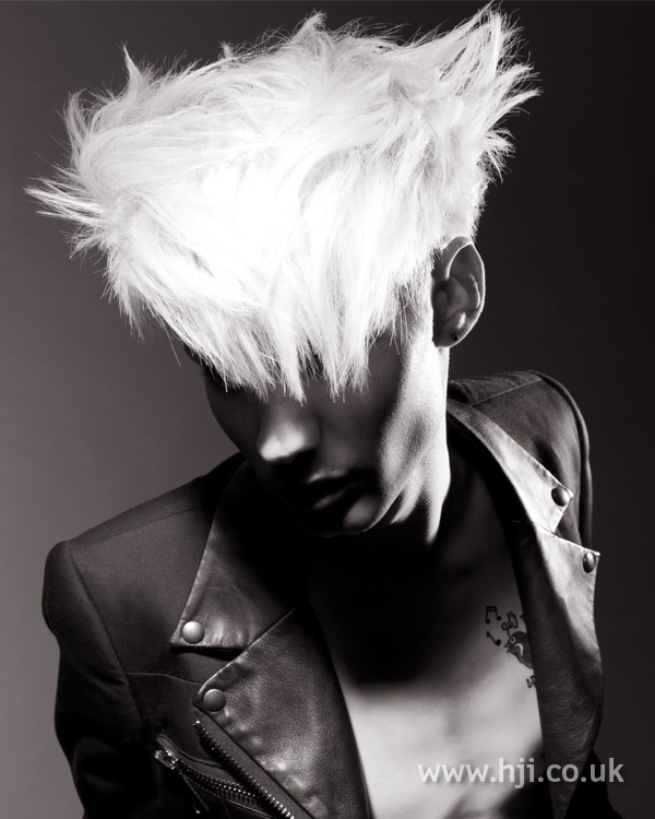 Jody Taylor Men's Hairdresser of the Year 2010 pic 5