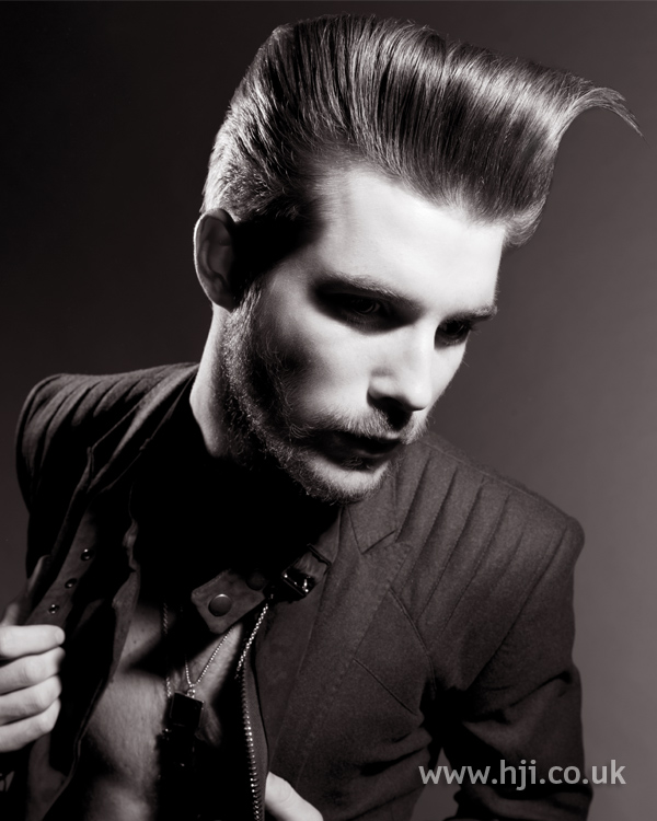 Jody Taylor Men's Hairdresser of the Year 2010 pic 6