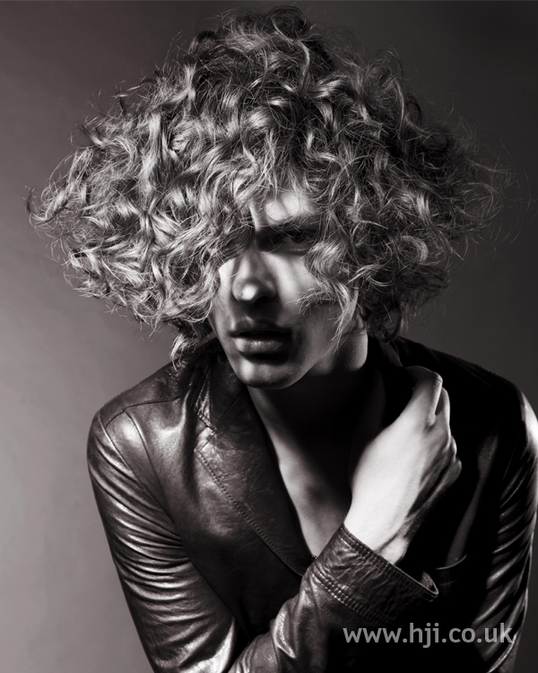 Jody Taylor Men's Hairdresser of the Year 2010 pic 8
